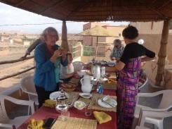 atelier au Maroc